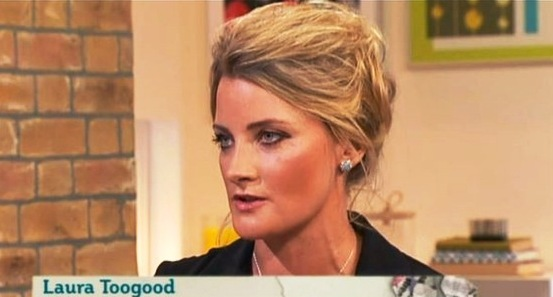 Laura Toogood ITV This Morning